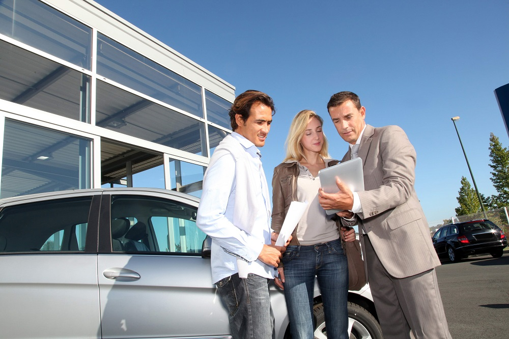 Day of a Car Dealer