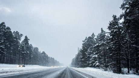 Winter Driving Myths