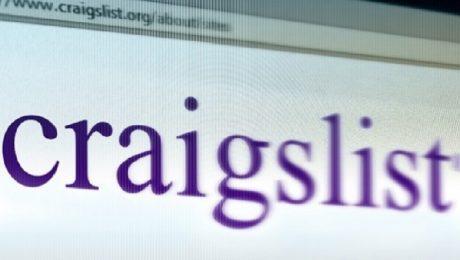 Craigslist Header