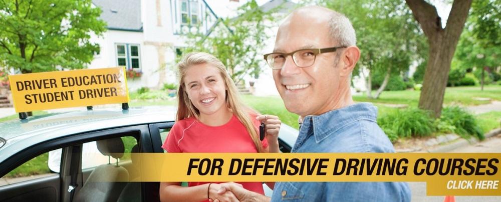 benefits of defensive driving