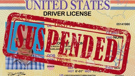 Top Reasons for License Suspension