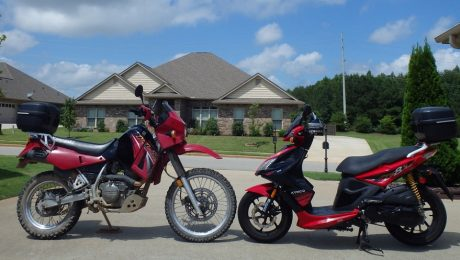 motorcycle classifications
