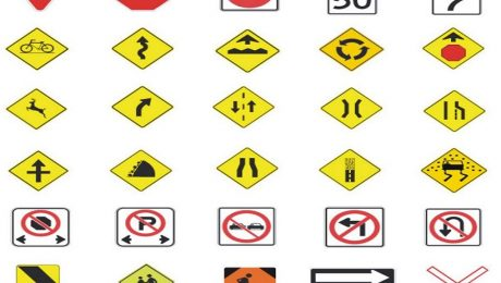 road sign meanings