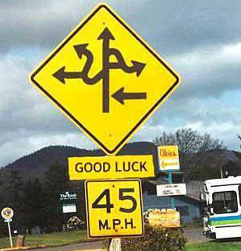 understanding roadsigns