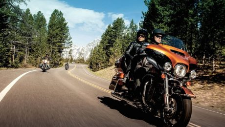 Motorcycle Pro and Con Open Road Motorcycle Safety