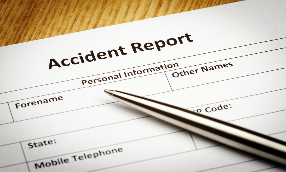 Getting a Copy of an Accident Report