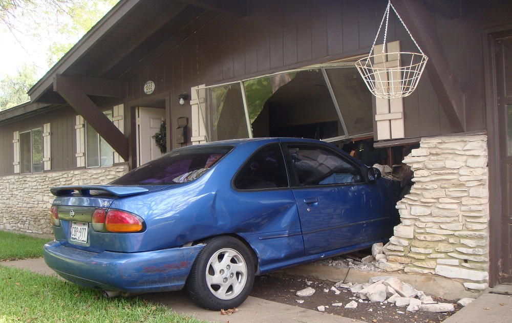 Using Car Insurance to Cover Breaking Your Own Stuff