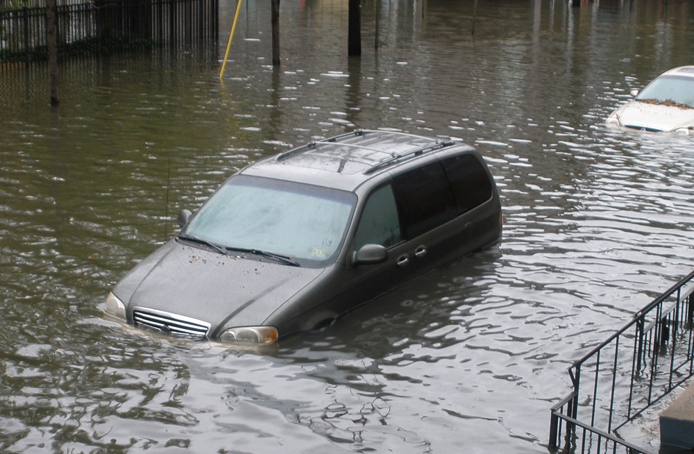 Flood Damaged Vehicles