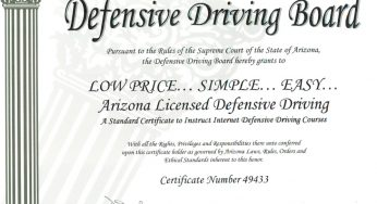 photo about Defensive Driving Course Online With Printable Certificate called Packages (Very similar Information)