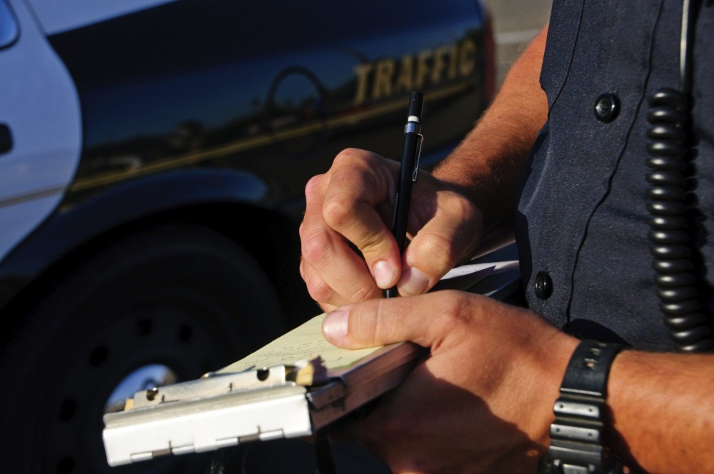traffic ticket myths