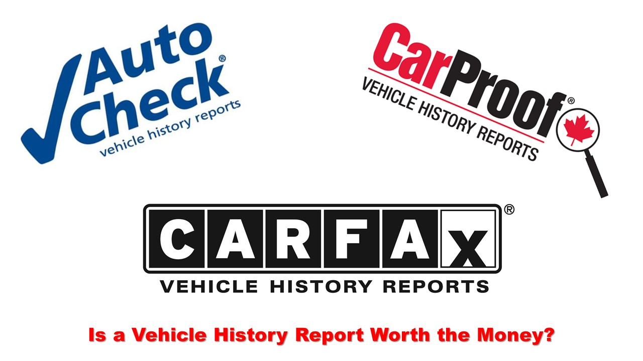 Is a Vehicle History Report Worth the Money?