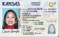 Kansas Drivers license