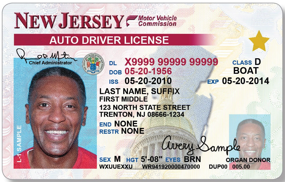 New Jersey Drivers Ed