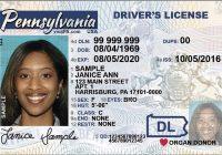 Pennsylvania Drivers license