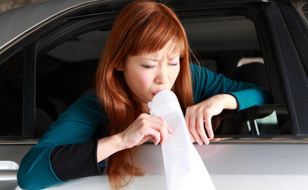 Car Sickness