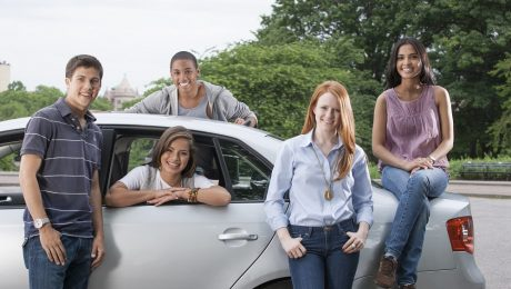 auto insurance insuring teenagers