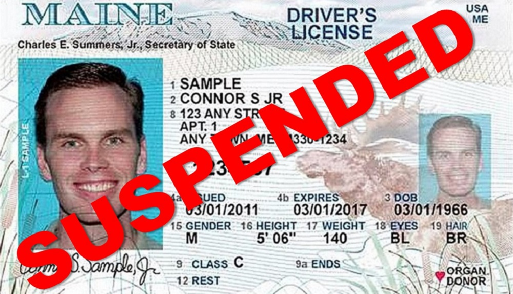 Ten Reasons to Not Risk Driving with a Suspended License