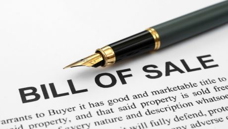 Requirements for Bill of Sale Explained