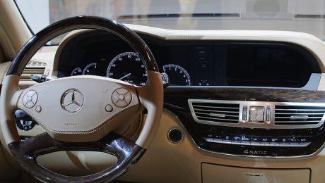 Mercedes S-Class Comfort Control