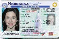 Nebraska drivers license