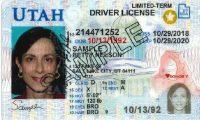 Utah drivers license