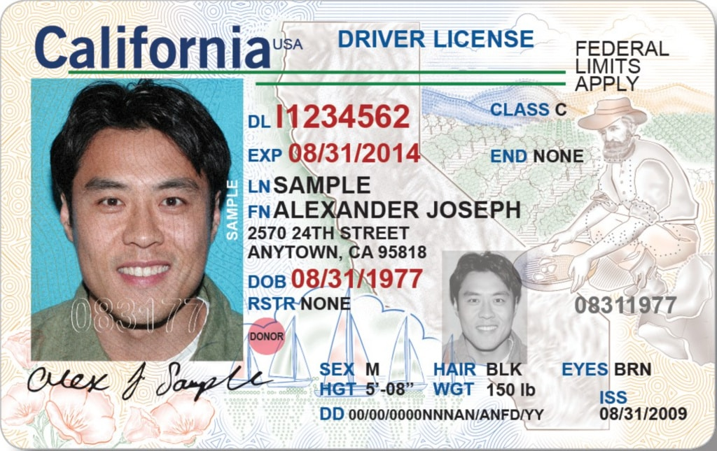 Your First-Time California Drivers License Guide