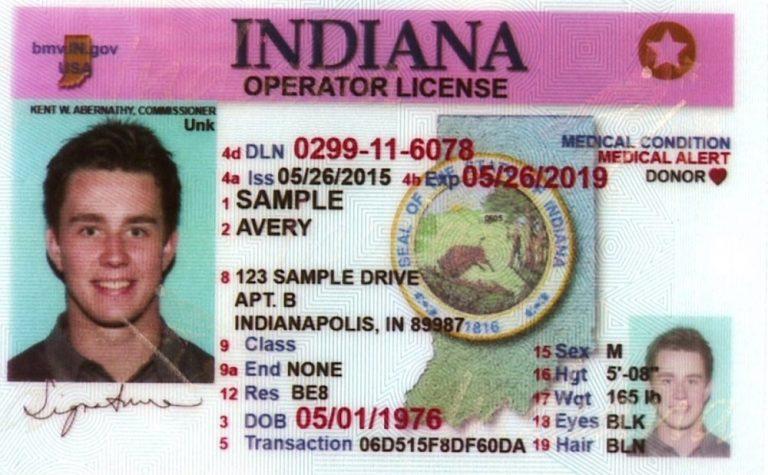 Indiana drivers ed
