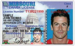 Missouri drivers ed