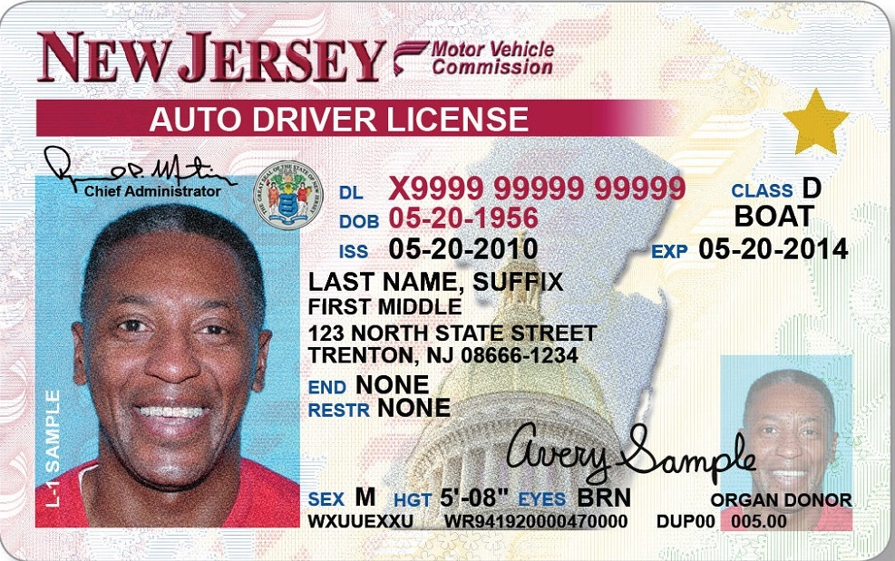 New Jersey Drivers Ed