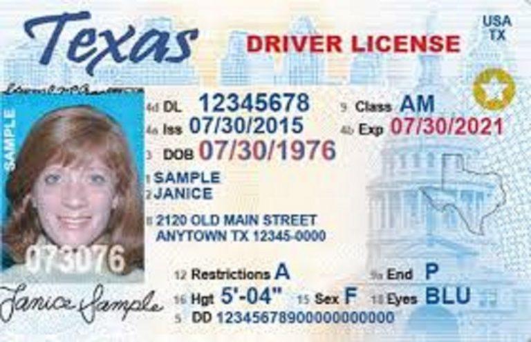 Texas drivers ed