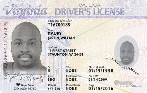 Virginia drivers ed