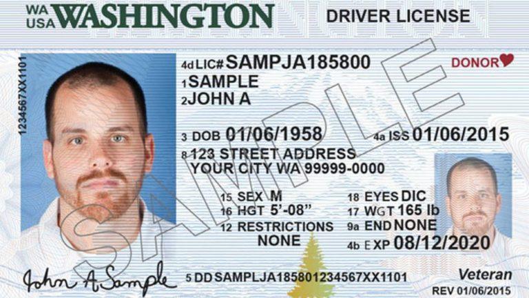 Washington drivers ed