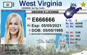 West Virginia drivers ed