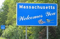 Massachusetts out-of-state permit rules
