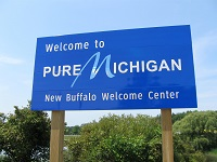 Michigan out-of-state permit rules
