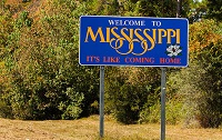 Mississippi out-of-state permit rules