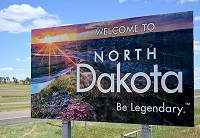 North Dakota out-of-state permit rules