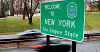 New York out-of-state permit rules