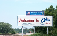 Ohio out-of-state permit rules