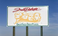 South Dakota out-of-state permit rules